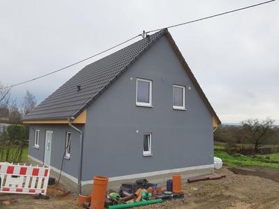 Hausübergabe in Ingendorf